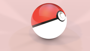 pokeball C4D by C-CLANCY