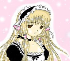 Chobits - Chii by RaditzLover