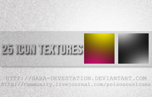 icon texture pack 001 by Sara-Devestation