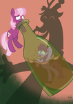 COMM A Bottle of Problems by ViralJP