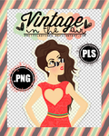 NUEVA ''Vintage in the Air'' Doll by PrettyLadySwag