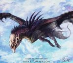 flying form by Surk3