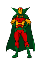 Heads Up 126 - Mister Miracle by SeanRM