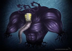 Infectus the Corruptor by HenLP