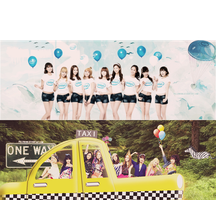 [Pack Cover]Happy 6-year-debut anniversary of SNSD by pullhwang