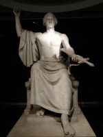 ENTHRONED WASHINGTON by 44NATHAN