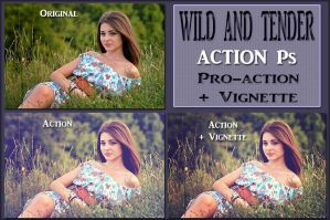Wild and tender  ACTIONS Ps by Tetelle-passion