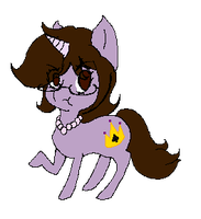 oh look it's a hannah pone by RebelStarwarrior