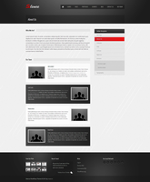 Silence Wordpress Theme - About Us Page by m-themes