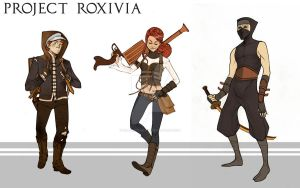Project Roxiva by ElizabethBeals