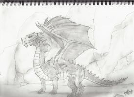 Dragon :) by milly3259