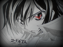 lelouch 2 by Juliemae14