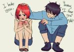 Red Tsundere by Only-rin