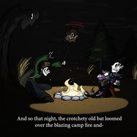 Don'tStarve - Ghost Stories by DordtChild