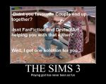 Sims 3 - the solution to everything? by mollymolata