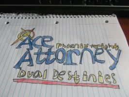 Phoenix Wright Ace Attorney: Dual Destinies by AndroidX92
