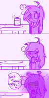 .: A Normal Day With Sunny-D comic :. by snickIett