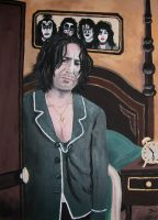 Good Morning Professor Snape by Vulkanette