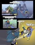 Nextuus Page 1018 by NyQuilDreamer