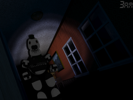 Five Nights at Tannerland: Nightmare Tanner by KittyCollisi