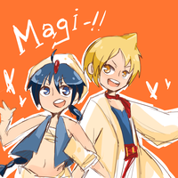 MAGI by mallowboo