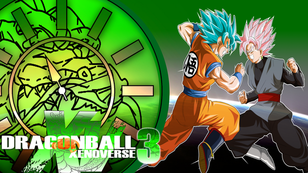 Dragonball Xenoverse 3 Wallpaper (Fanmade) by Digi-TheSaiyan