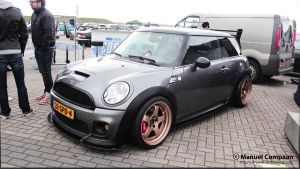 2008 Mini Cooper S by compaan-art