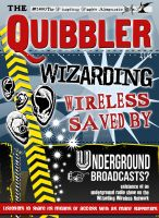 Quibbler : Wizard Wireles Save by the Underground by WiwinJer