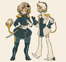 fancy gays by Katarsium