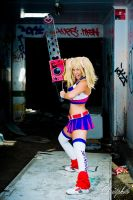 Lollipop Chainsaw by LexiStrife