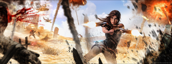 Zenith of the Tomb Raider by FearEffectInferno