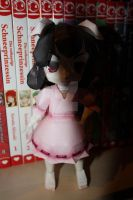 Papercraft Tewi like rena by Rika-strife