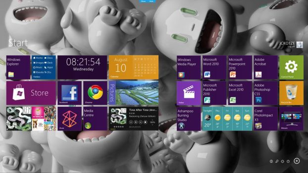 Omnimo 4.1 screen by CAY720325