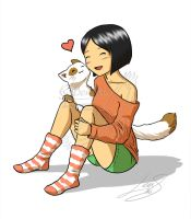 Kitty by Berende