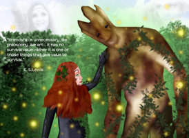 Elusive Valyrian and Groot by GronHatchat