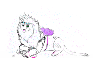 Lion Fairy Godmother... by Roselynn1214