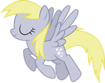 Derpy Happy by j5a4