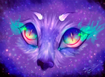 galaxi eyes by yhokimeow