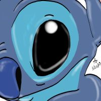 Stitch's Eye by Amethyndria