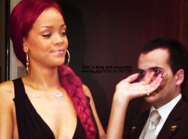 Rihanna 06 by nataschamyeditions