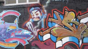Graffiti Stock 28 by willconquers-stock