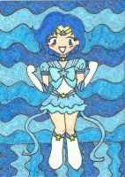 .:Eternal.Sailor.Mercury.ACEO:. by Penji