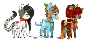 Collab adopts: CLOSED by KurosuAi