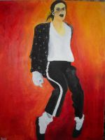 Michael Jackson by RomanianGuy