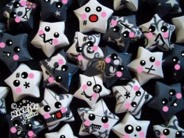 Scary Lucky Stars by hollanders