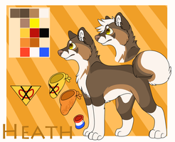 Heath Official 2014 Ref by DeadOnContact