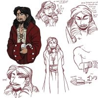 Captain Hook Character Sheet by iceicefangurl