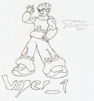 Viper_1 is okay by Reploid-Man