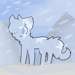 Frozen To The Paws .:REDRAW:. by Echy0w0