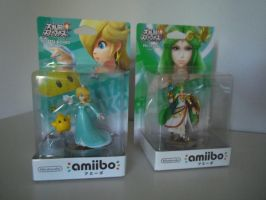 The Rare To Find amiibo Figures by shnoogums5060